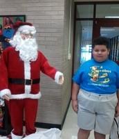 Sing-Along, Dance-Along Santa