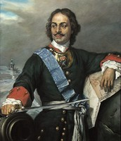 Peter in his later years as king.