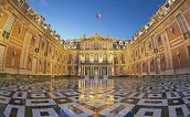 Visit the Palace of Versailles, meet Louis!