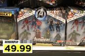 Avengers- Lower price