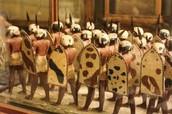 Hyksos warriors
