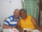 When papito Miguel (grandpa) got cancer