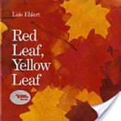 Red Leaf, Yellow Leaf by Lois Erlhert