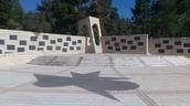 האנדרטה המרכזית לזכר חללי פעולות האיבה והטרור בהר הרצל בירושלים