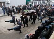 Funeral seramony