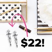 Jocelyn Earrings 50% off ($22)
