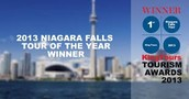 Toronto to thunderous Niagara