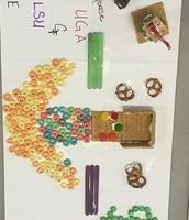 Grady Gingerbread Cluster Model