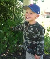 My Little Man Years Ago!
