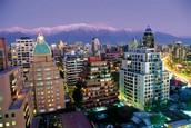 La silueta de Santiago