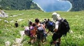 Hiking the dinaric alps
