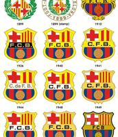 Logo's Fc Barcelona