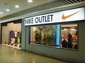 Best Nike outlet in the state