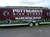 Pottsgrove High School Falcon Marching Band