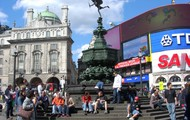 Piccadilly Circus,Londres
