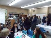 Students Love Volunteers!