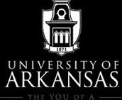 #1 Universitiy of Arkansas
