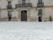 palace of Hurtado the Mendoza