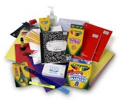 School Supply Kits for 2016-2107