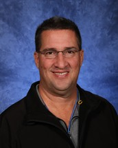 Eric Minore, PE Teacher on Tuesdays and Fridays at Syring