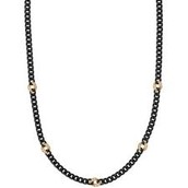 Hematite Link Necklace $40.00