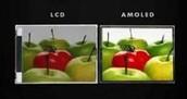 het verschil tussen LCD en amoled