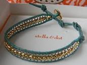 Foundation Bracelet - turquoise