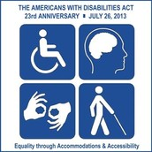 Accessible (ADA) Seating and Parking