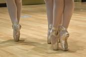 On Pointe! Ballet