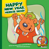 Happy New Year, Herbie Bear!