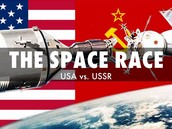 America was 2nd into space, but 1st on the Moon