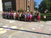 Mrs. Olenich and Mrs. Farlee's Buddy Classes