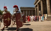 What is a Roman Gladiator ?