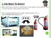The right to safety