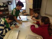 Guiding peers to a better understanding