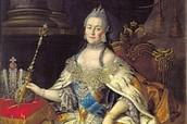 Cathrine the great was a GREAT ruler