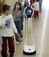 Robot in School