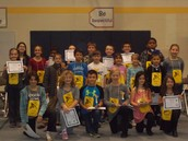2015 Spelling Bee Participants