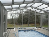 Enjoy Swimming throughout the Year with Pool Enclosures
