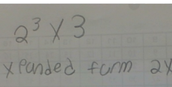 what is 24  exponential???