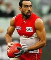 Adam goodes in AFL