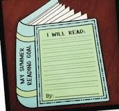 Summer Reading Pledge