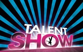 Wednesday, May 10th ~ Dieck Talent Show