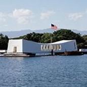 Pearl Harbor momorial