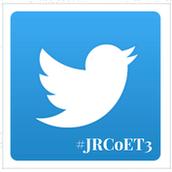 JRCoE on Twitter: Follow the Hashtag #JRCoET3