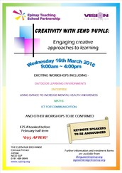 Conference - Engaging Creative Approaches to Learning