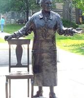Statue of Emily Murphy