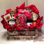OH Canada! Gourmet Food Gift Basket