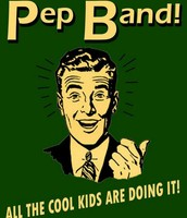Only 3 Pep bands left