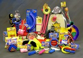Kaycee's toy shop!